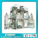 Usine d'usine Usine d'approvisionnement en poulet Alimentation Pellet Plant