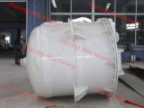 Réservoir de mélange remué par plastique matériel de pp ou de PVC