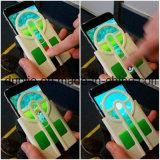 Pokemonはアクセサリ行くiPhone Samsung (XSPC-001)のためのエィマのシリコーンの携帯電話の