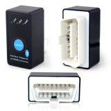 Het super MiniOBD2 Nieuwe Product van het Kenmerkende Hulpmiddel Bluetooth van Elm327 V2.1 (enige plaat)