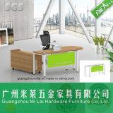 Metallbürovorsteher-Schreibtisch-Eisen-Tisch-Stahl-Bein