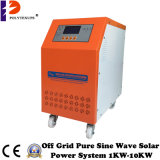 1000W sistema de gerador Home solar portátil interno da potência do inversor 24V 200ah