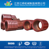 China-Hersteller, Deutschland-Technologie-konkretes Rohr, das Maschine herstellt