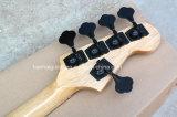 Нот Hanhai/левша электрическая басовая гитара с телом золы