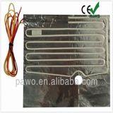 冷却装置はアルミホイルのヒーターのプレート・ヒーターの要素を分ける