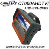 Tester del CCTV di Ahd, di Tvi e di Cvbs per i sistemi di obbligazione (CT600AHDTVI)