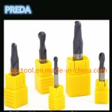 Preda 5mm 4 Flutes Ball Nose Ende Mills Professional