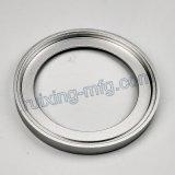 Cnc-zerteilt drehendrehbank-Aluminium Ring-Deckel für Warnleuchten-Metalteil