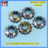 Rondelle de freinage externe de noircissement oxydante de dents (HS-SW-0027)