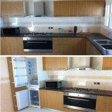 Кухонный шкаф ый меламином используемый в мебели кухни