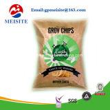 Fastfood- Reißverschluss-Beutelbrown-Papiertüten trockneten Verpacken- der Lebensmittelbeutel