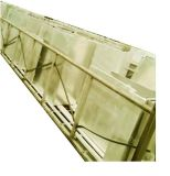 Panneau en aluminium adapté aux besoins du client de caméléon pour le beau système de façade