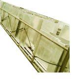 Painel de alumínio personalizado do Chameleon para o sistema bonito da fachada