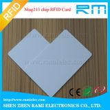 cartão do espaço em branco RFID da microplaqueta de 125kHz Tk4100 para o controle de acesso