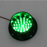 100 mm personalizado módulo de luz del semáforo de señal LED verde Epistar