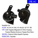 Special puissant de klaxon d'escargot de klaxon de voiture de la sirène 12V électrique pour VW Audi et Skoda