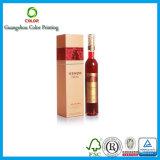 Boîte de papier personnalisée par ventes en gros à vin dans Guangzhou