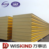 SGS Proved를 가진 열 Insulation와 Easy Assembly EPS/PU Wall Sandwich Panel