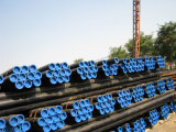 Blac Painting를 가진 ASTM A106 Seamless Steel Pipe