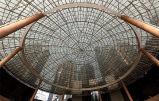 새로운 2016채의 가벼운 돔 강철 건물 구조 강철 제작 작업장