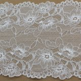 Voile Knitting Lace Trimmings per Women Dress Clothing