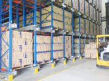 RadioShuttle Pallet Racking System für Warehouse