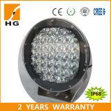 luz de conducción de la luz de conducción de 9inch LED 185W LED para campo a través