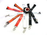 Raso Wrist Tube Bottle Pen con Lanyard