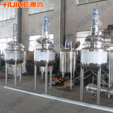 Réservoir de réaction d'acier inoxydable pour la boisson
