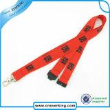 2.0cmx95cm Identifikation-Kartenhalter-kundenspezifische Firmenzeichen-Abzuglinie