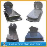 기념탑 묘지를 위한 기념물 묘비를 새기는 Shanxi Black/G664/G603/G654 화강암