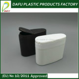PE 60mlの特別なデザインプラスチックチューインガムのびん