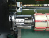Vier Shafts High Speed BOPP Jumbo Roll Slitter und Rewinder