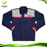 Оптовой куртка способа подгонянная конструкцией работая (F223)
