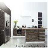 Jogo pequeno moderno simples do armário de cozinha