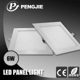 Bombilla Panel de 6W LED