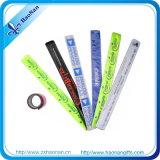Event (HN-SB-010)를 위한 PVC Material Reflective Slap Bracelet
