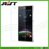 Größengleichdes deckel-hoch transparenter 0.33mm gebogener 9h vorderer LCD Handy-Film Spiegel-des Effekt-2.5D für ausgeglichenes Glas Sony-Z2 (RJT-A7002)