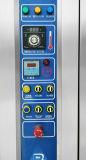 デジタル温度調整されたガスオーブン
