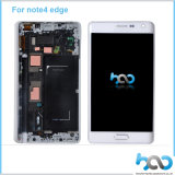 Экран LCD касания запасной части мобильного телефона с цифрователем для края N9150 примечания галактики Samsung