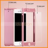 Hybride 360 Full Body Cover avec Tempered Glass pour l'iPhone 6 6s Plus Cas