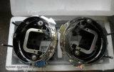 As cabeças dobro computarizaram a máquina do bordado com todos os servos motores