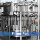 Línea de llenado / Máquina con gas / agua de soda (CDB)