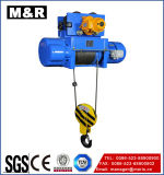 1.5 tonne Electric Wire Rope Hoist avec Double Speed