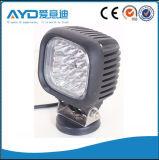 lámpara de trabajo blanca del carro LED del color 48W