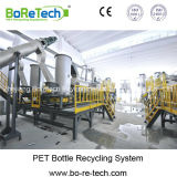 Sistema de Reciclaje de Botellas del PET 3000 Kg/h