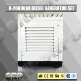 генератор 15kVA 60Hz звукоизоляционный тепловозный приведенный в действие Yangdong (SDG15KS)