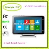 5 LCD дюймов видеозаписывающего устройства камеры/автомобиля DVR