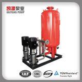 Pompa centrifuga verticale dell'impianto facile economizzatore d'energia