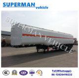 tanker van de Brandstof van de Aanhangwagen van de Olie 50000liters 4axles de Vloeibare Semi